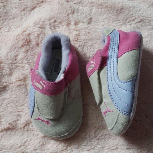 Puma Shoes | Infant Soft Sneakercrib